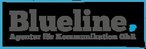 4c_Blueline_Rahmen_Schriftzug_Logo